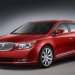 Buick LaCrosse tops GM's sales in China