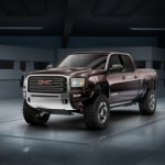 2011 GMC Sierra All Terrain HD Concept