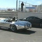 1965 Shelby Cobra 427 vs Ferrari 458 Italia