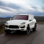 TechArt Individualization Options for the Porsche Cayenne