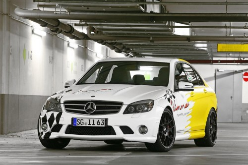 Wimmer RS Mercedes-Benz C63 AMG