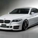 Wald International BMW 5-Series Black Bison Package