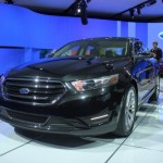 2013 Ford Taurus Offers Two New Engine Choices