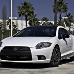 2012 Mitsubishi Eclipse Coupe and Eclipse Spyder – SE Special Edition