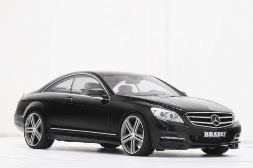 BRABUS Program for the Mercedes CL-Class