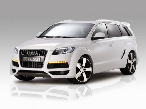 2012 JE DESIGN Widebody Audi Q7 S-Line