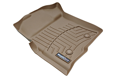WeatherTech Extreme-Duty DigitalFit Floor Liners