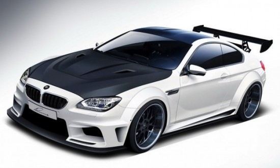 Lumma Design BMW M6 Coupe
