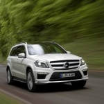 Mercedes-Benz GL 63 AMG unveiled
