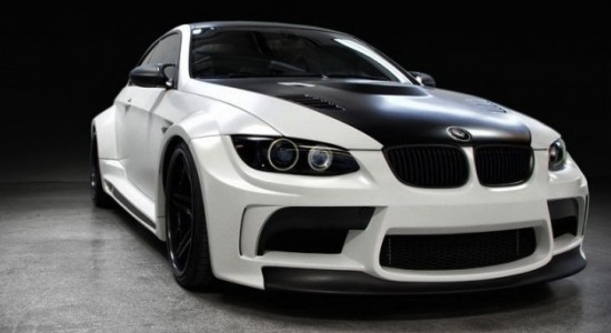 Vorsteiner tuned BMW M3 to create the GTRS5