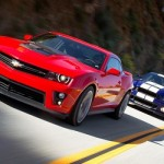 2013 Ford Shelby GT500 vs. 2012 Chevrolet Camaro ZL1 [Video]