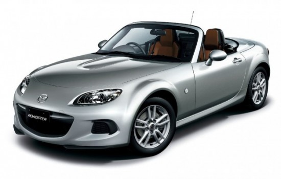 2013 Mazda MX-5 Miata details officially outed