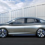 2012 Paris Motor Show to showcase Infiniti LE Concept