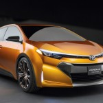 Toyota reveals the Next-Gen Corolla with Furia Concept