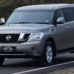 The 2013 Nissan Patrol: A Luxury SUV for Australia, the UAE and Asia