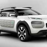 More Than Just a Concept Car: 2014 Citroen C4 Cactus Arrives in Time for Valentines