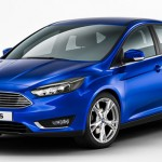Geneva Motor Show: The 2015 Ford Focus [Video]