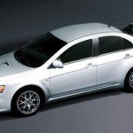 Mitsubishi Evo X FQ-440 MR special edition debuted